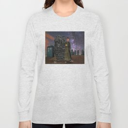10th Doctor  Long Sleeve T-shirt