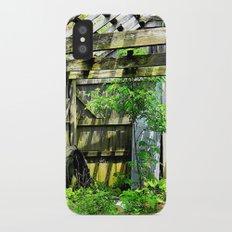 Nature Taking Over 2 iPhone X Slim Case