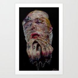 Lil Peep (H.B) Art Print