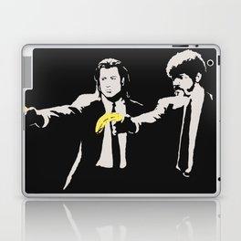 Banksy, Homage To A.Warhol, Banana And Quentin Tarantino, Artwork Reproduction, Posters, Prints, Bag Laptop & iPad Skin
