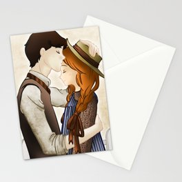 Anne Shirley and Gilbert Blythe Stationery Cards