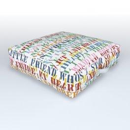 Twinkle Star Outdoor Floor Cushion