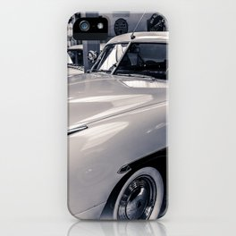 Cars of the Fifties iPhone Case