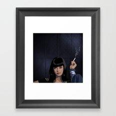 Breaking Bad Illustrated - Jane  Margolis Framed Art Print