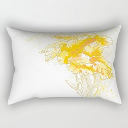 Canna Rectangular Pillow