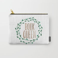 Book Queen Carry-All Pouch