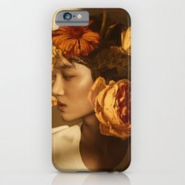 Secret Garden | Kai iPhone Case