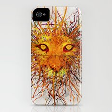 Lion Drip Slim Case iPhone (4, 4s)