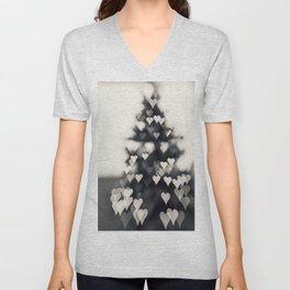 I Love Christmas Unisex V-Neck