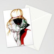 BLACK SPIRITED Stationery Cards