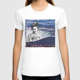 Niagara Falls Bath Time T-shirt