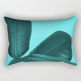Ficus Elastica #3 #art #society6 Rectangular Pillow
