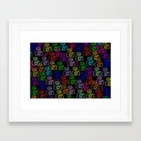flash Framed Art Prints featuring Flash by LoRo  Art & Pictures