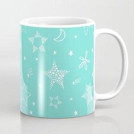 Star Doodles Coffee Mug