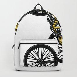 SKELETON BMX BIKE Backpack