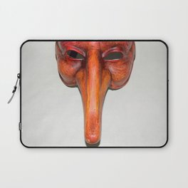 Mask quirky Laptop Sleeve