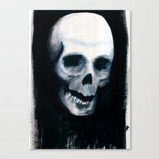 Bones XV Canvas Print