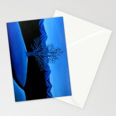 Descending in to Darkness Stationery Cards