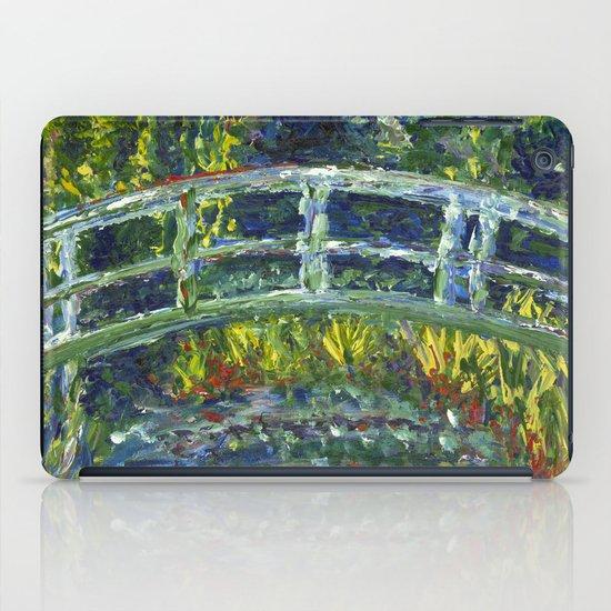Monet Interpretation iPad Case