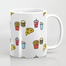 Baesic Fast Food Pack Coffee Mug