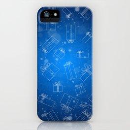 Christmas Presents Design iPhone Case
