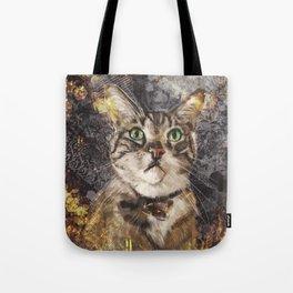 Brian The Cat  Tote Bag