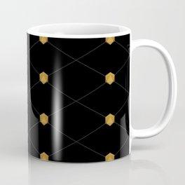 D20 background Coffee Mug