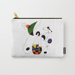 Joan Miro Carry-All Pouch