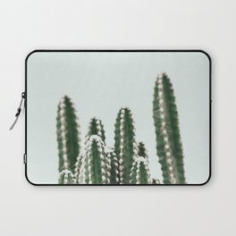 Blue Sky Cactus Laptop Sleeve