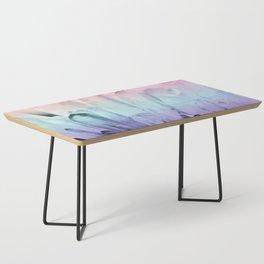 FESTIVAL RAINBOW CRYSTAL Coffee Table