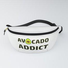 Avocado Addict Art Work Vegan | Gift Idea Fanny Pack
