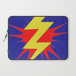 Lightning Bolt Laptop Sleeve