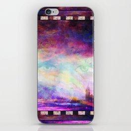 INSPIRING PARIS    Sacre Coeur iPhone Skin