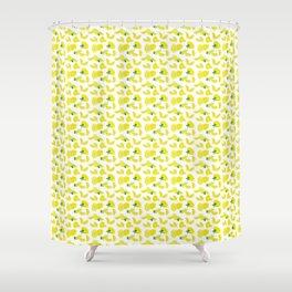 Lemoncello Shower Curtain