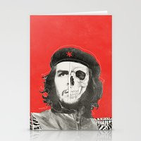 che Stationery Cards featuring CHE by Lucas Schievenin