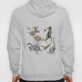 PARTY OF DINOSAURS Hoody