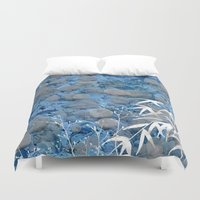 zen Duvet Covers featuring Zen by dominiquelandau
