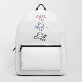 Matthew Gray Gubler Trifecta Backpack