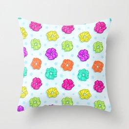 Scruchie Pattern Throw Pillow