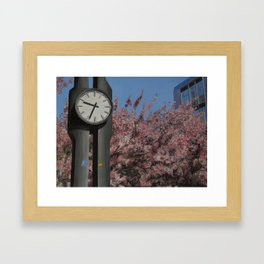 o_008_ten_years Framed Art Print