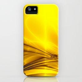 Fractal Fantasy 10 iPhone Case