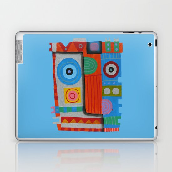 Your self portrait Laptop & iPad Skin