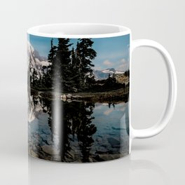 Rainier Reflection 2018 Coffee Mug