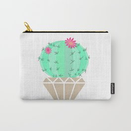 Round cactus in the goshka Carry-All Pouch
