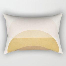 Minimal Geometric 53 Rectangular Pillow