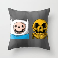 FJ Throw Pillow