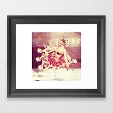 Gypsy Framed Art Print