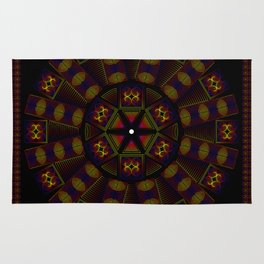 Disillusioned Dichotomy Rug