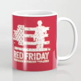 Remember Everyone Deployed Red Friday Coffee Mug