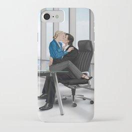 desk accessory iPhone Case
